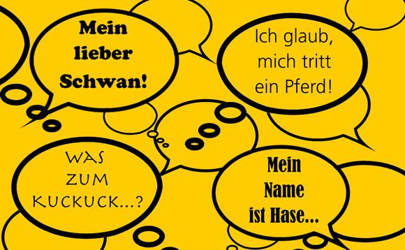 Almanca Deyimler ve Atasözleri