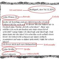 Brief Schreiben A1 Archives Almanca Eskişehir