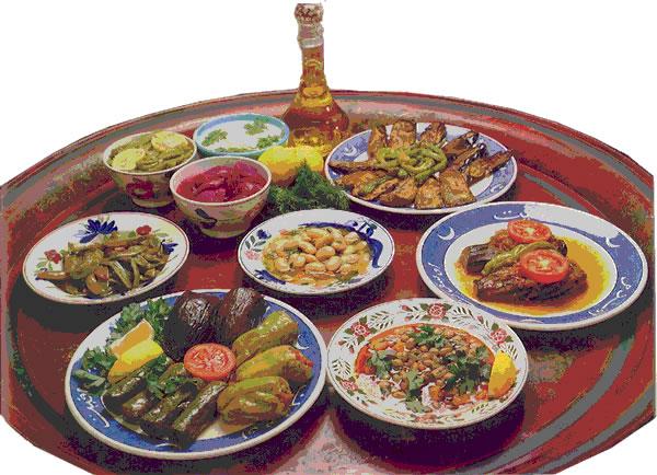 Yemekler için kullanılan sıfatlat